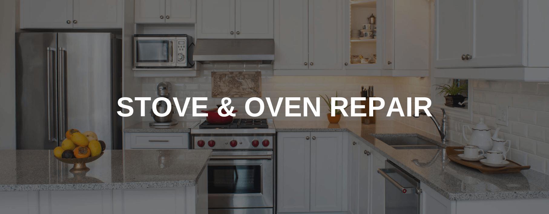 stove repair tempe